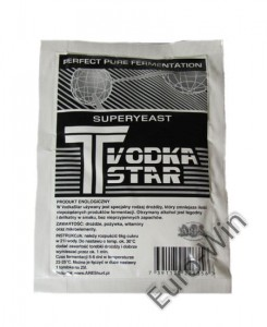 T Vodka Star PERFECT PURE -pakiet 20 szt (8,55 zł/szt)