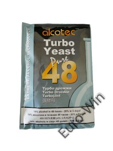 Alcotec 48 Turbo PURE